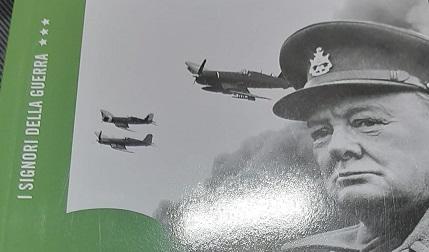 La storia rende omaggio a Churchill