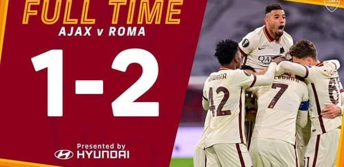 Roma fortunata e gagliarda