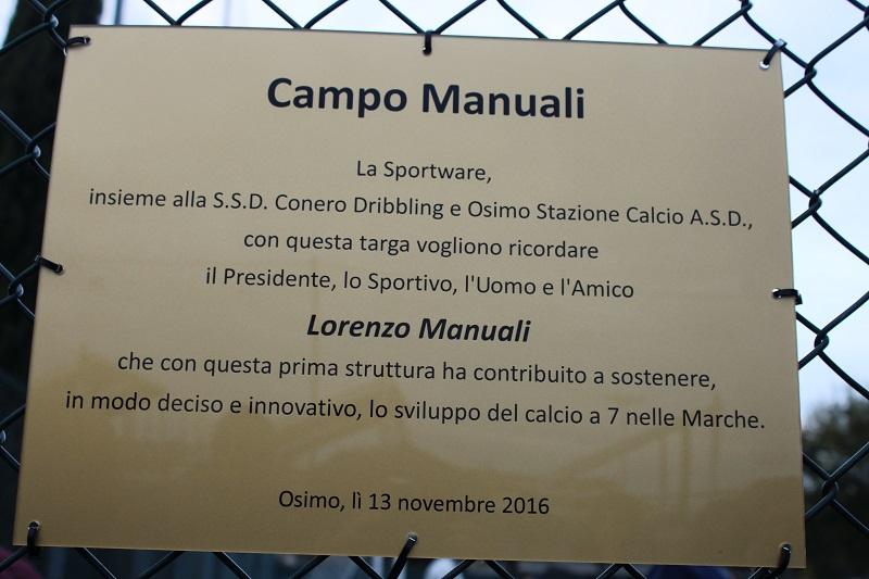 Targa Lorenzo Manuali